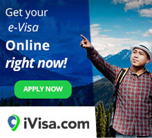 Get your e-visa online