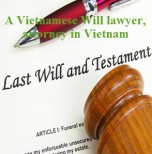 A Vietnamese Will lawyer, attorney in Vietnam