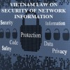 Vietnam law on security of network  information