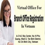Virtual office for setting up a branch of foreign company in Vietnam